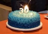 Festa de 30 anos domarido