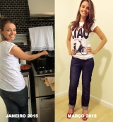 3 meses de dieta =resultados!